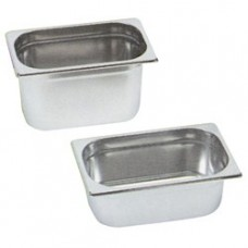 Gastronorm Stainless Steel 100mm Cap. 2,8l