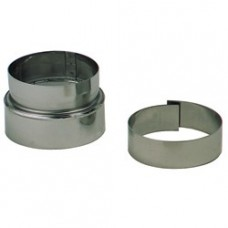 Adjust. Ring For Steam Outlet-shaft Ø 120 Mm