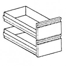 2 Drawers Gn 2/1