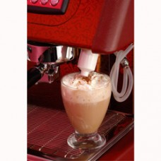 Device For Cappuccino On Lance
