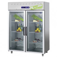 Ventilated Refrigerator 1400 L. Gn 2/1