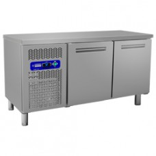 Cooling Table, Ventilated, 2 Doors 245 L
