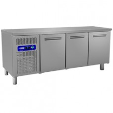 Cooling Table, Ventilated, 3 Doors 395 L