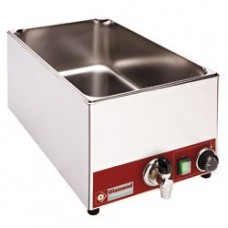 Elect. Table Top Bain-marie Gn1/1-150mm+tap
