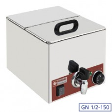 Electric Food Heater Gn1/2-150mm
