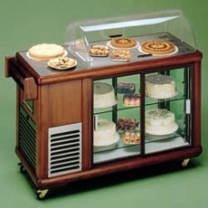 Refrigerated Trolley For Cakes
