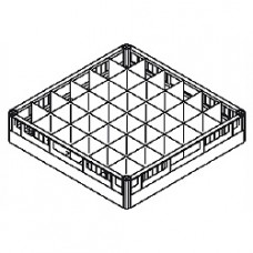 Basket With Sections 16 Glas. H.110 Diam.113
