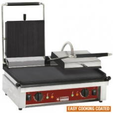 Double Contact-grill Enamelled Plates