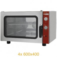 Convection Oven Electric 4x 600x400mm