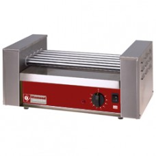 Sausage Grill Electric 5 Rollers