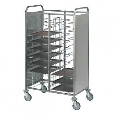 universal Plate Trolley 2x12 Levels