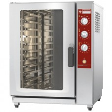 Elect. Heated Oven Stoom/convect. 10x Gn 1/1