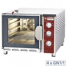Elect. Heated Oven Steam/convection 4x Gn1/1