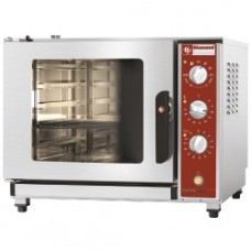 Elect. Heated Oven Steam/convection 5x Gn1/1