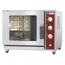 Elect. Heated Oven Steam/convection 5x Gn2/3