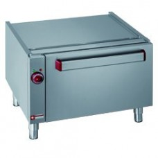 Base Oven With Electric Oven Gn 2/1