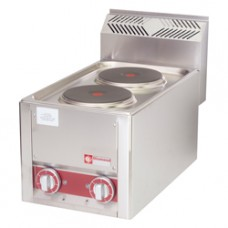 Electric Range 2 Plates  Top
