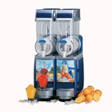 Granita Machine/distributor 2x 10 L.