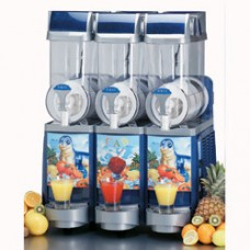 Granita Machine/distributor 3x 10 L.