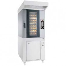 Baking Oven, Convection, Electric 8 Niv.