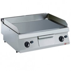 Chromium-smooth Cooking Plate Gas -top