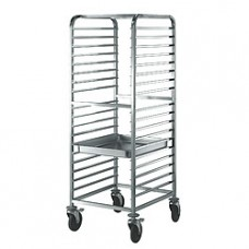 Plate Trolley 20xgn 2/1- Space 75 Mm