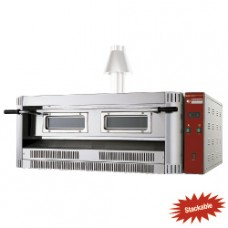 Gas Oven 1 Chamber 9 Pizzas Ø 330 Mm