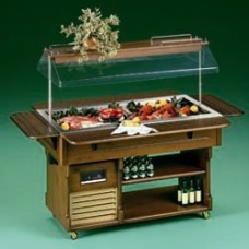 Buffet With Refrigerated Basin
