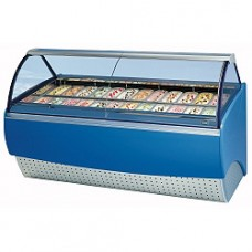 Display Counter For Ice Creams 20 Trays