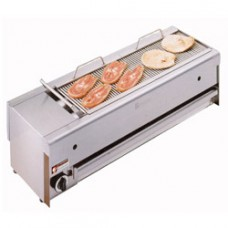 Gas Table Grill-steamer - Right Version