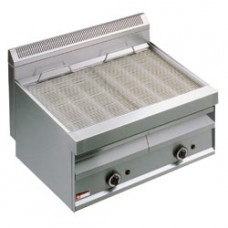 Gas Steam-grill, Grill In -o-form-top