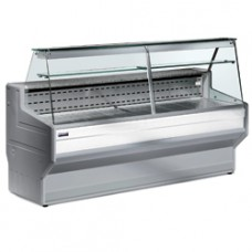 Refrigerated Glass Display - Front Glass