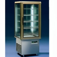 Refrigerated Display 4 Glass Sides