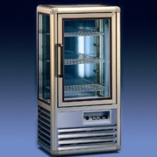 Refrigerated Showcase 4 Glass Sides