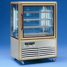 Refrigerated Pastry Showcase 4 Glass Sides