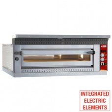 Ele.pizzas Oven  Extra Large 6 Pizzas 350 Mm