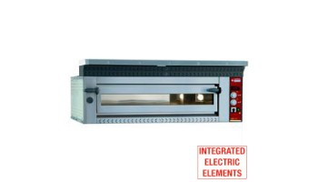 Electric Pizzas Oven  9 Pizzas 350 Mm