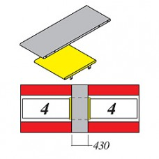 Cover Element For 4/4