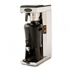 Coffee Machine With 1 Dispenser Container