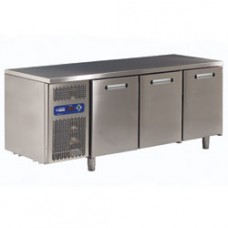 Ventiltated Cooling Table 3 Doors Gn 1/1