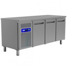 Cooling Table, Ventil, 3 Doors Gn 1/1 405l