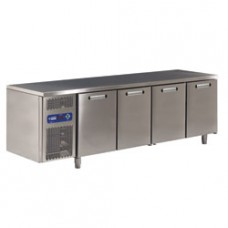 Ventiltated Cooling Table 4 Doors Gn 1/1