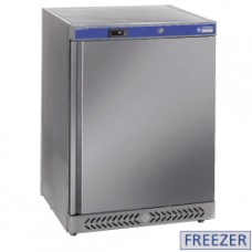 Freezer Static 150 L. Stainless Steel Ext.