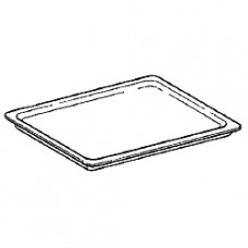Plate In Stainless For Gastro23/x-n