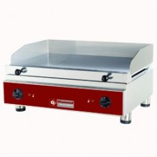 Elect. Smooth Cooking Surface - Chrome Coat.