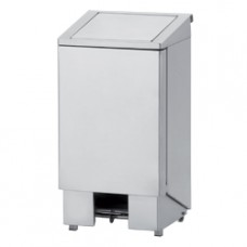 Ss Bin With Pedal Lid With Actuator 120 L