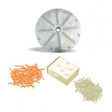 Grater Disc Mozzarella/cheese 4 Mm