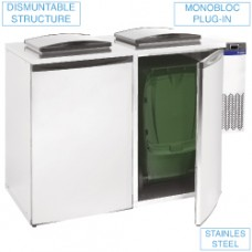 Assembly Cooler Of Waste Consists Of:
