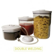 Set 3 Food Polycarbo Bags + Pipe