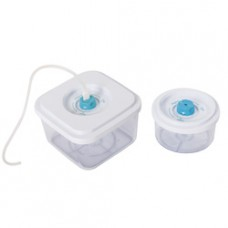 Set 2 Food Polycarbo Bags + Pipe